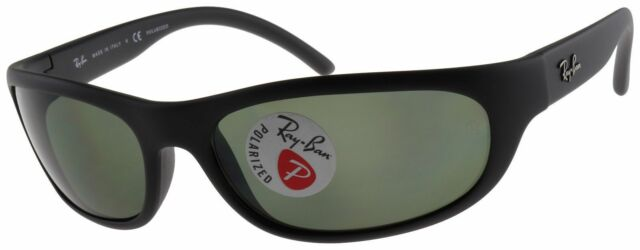 8af11861231 Ray-Ban Rb4033 601 Predator Sunglasses Black Frame for sale online ...