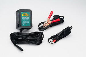 NEW Deltran BATTERY TENDER JUNIOR # Advanced Charger @@ FREE CON-USA-48 SHIPPING