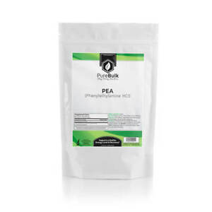 Beta-Phenylethylamine-HCL-PEA-Powder-100-Pure-3rd-Party-Tested-PureBulk