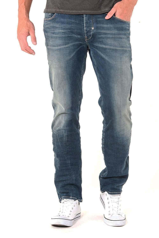 Jeans men 883 Police Cassady la224 activeflex homme demins