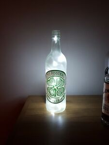 Celtic FC bottle Lamp