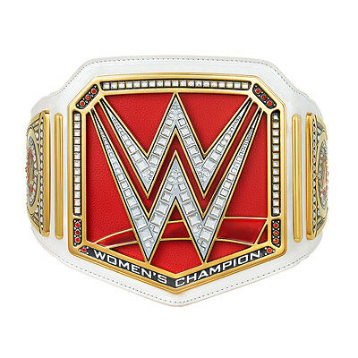 WWE Women's World Championship Commemorative Title Belt Official Replica NEW