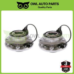 Front-Wheel-Hub-And-Bearing-Set-Pair-for-Saab-9-3-2003-2011-Saab-9-3x-2010-2011