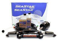 Teleflex Seastar Marine Hk6400a-3 Hydraulic Outboard Steering System Kit 16ft on Sale