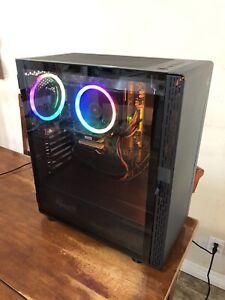 Gaming Desktop Pc Computer, Plays Fortnite! Xeon E3 1225 Quad Core, NO OS