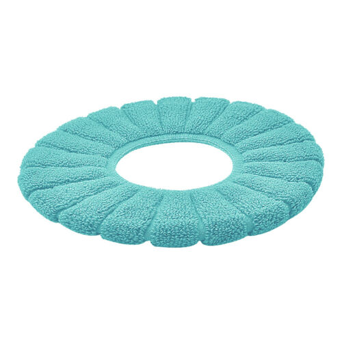 Washable Bathroom Soft Toilet Cover Seat Closestool Protector Mat Warm Cushion