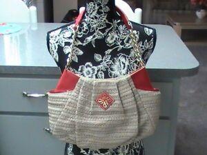 Shoulder BagLight New Wang Woven Beigenbsp;brand VeraVera Simply 0XnN8kwOP