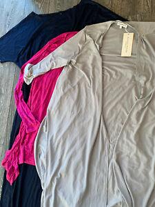 X3 Ladies Women's Plus Size Clothing Size 18 Xl Dress Top