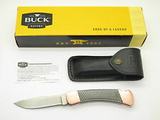 BUCK 110 COPPER S30V DROP PT. FOLDING HUNTER KNIFE CUSTOM LIMITED C-TEK BUILDOUT