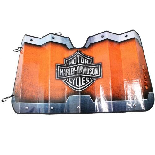 Harley Davidson Accordion Car Sunshade Bar and Shield