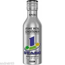 ATOMIC METAL CONDITIONER XADO 1 STAGE NEW CAR ENGINE PROTECTION OIL ADDITIVES