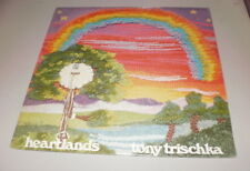 TONY TRISCHKA - HEARTLANDS - 1975 - ROUNDER RECORDS - LP MADE IN U.S.A. -