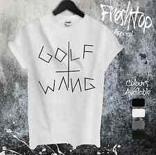 51b51ef1de6b Golf Wang T Shirt Tyler The Creator Wolf Donuts HUF Ofwgkta Odd Future Dope  Swag