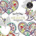 Vive Le Color Hearts (adult Coloring Book) 9781419724367 Paperback