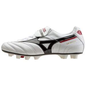 e8f352dd44 Mizuno MORELIA 2 Football Shoes P1GA1501 White Kangaroo Leather Fast ...