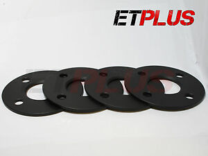 4-x-5mm-Hubcentric-Bore-Alloy-wheel-spacers-Fits-Fiat-Panda-4x4-58-1-4x98