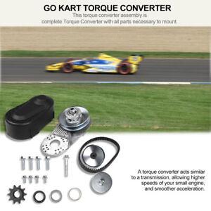 Go-Kart-Drehmomentwandler-Kupplungssatz-3-4-034-Kupplung-Kit-fuer-ATV-20-30-Karting
