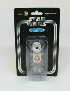 BEARBRICK-MEDICOM-TOY-STAR-WARS-BB-8-Be-rbrick-NEW-NUEVO