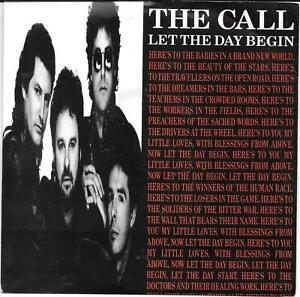 The-Call-Let-The-Day-Begin-7-034-Single