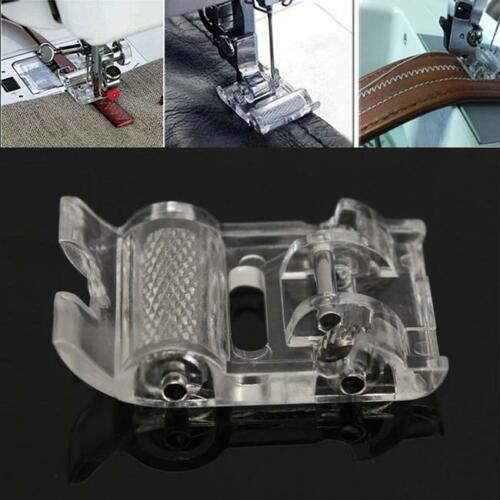 New Low Shank Roller Presser Foot For Singer Brother Janome Sewing Machine 6T