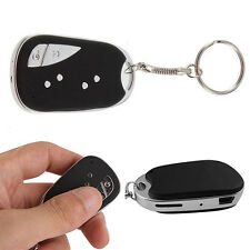 Spy Car Key Hidden Camera Sound Control DV Video Recorder Fantastic Keychain
