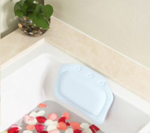 Bathtub Bath Pillow Bathroom Headrest Gift Diy Neck Support Back Comfort Cushion