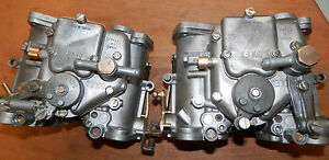 toyota 20r solex c40 addhe carburetors performance type ebay rh ebay com
