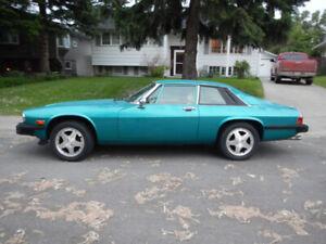 1976 Jaguar XJS Pre HE