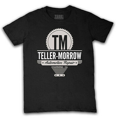 SAMCRO UNOFFICIAL TELLER MORROW ANARCHY T-SHIRT OF MENS LADIES KIDS SIZES SONS