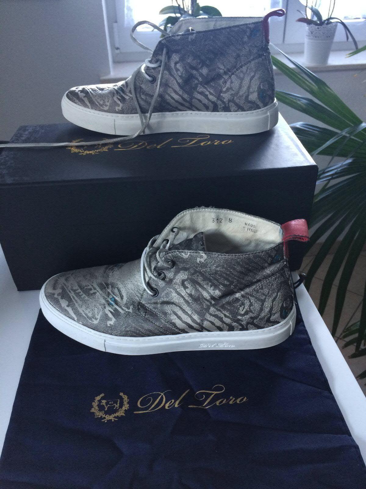 Del Toro 41 NBA Russell Westbrook Designer Shoes con fattura