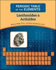 Lanthanides and Actinides (Periodic Table of the Elements)-ExLibrary