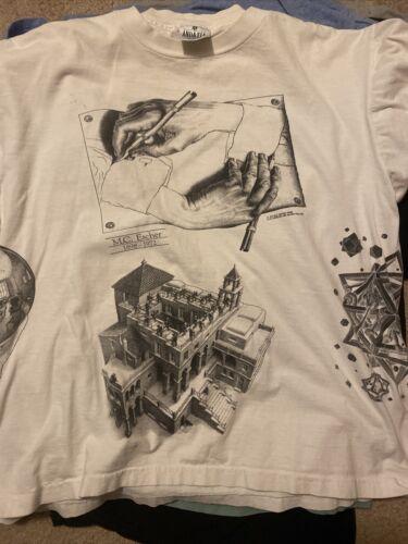 Vintage 90's MC Escher Shirt Andazia
