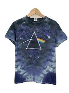 Pink Floyd Dark Side Of The Moon Prism Music Tie Dye Band Tee Shirt