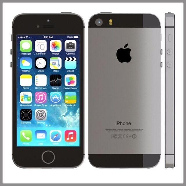 Apple iPhone 5S 32GB Smartphone ohne Simlock ohne Vertrag