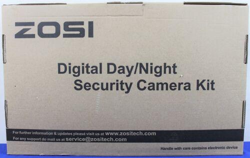 Zosi 4AK-2111AB-US 4pk 1080P HD 1920TVL Hybrid TVI//CVI//AHD//960H Security Cameras