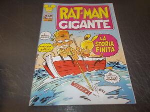 LEO-ORTOLANI-RAT-MAN-GIGANTE-42-LA-STORIA-FINITA-PANINI-COMICS-2017-NUOVO