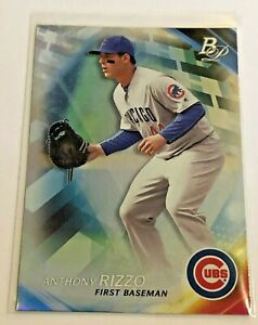 2017-Bowman-Platinum-Baseball-Base-Card-20-Anthony-Rizzo-Chicago-Cubs