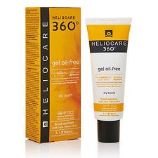 Heliocare 360 Oil Free Gel SPF50 50ml