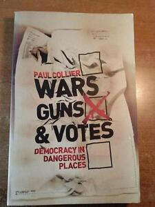 Paul-Collier-WARS-GUNS-amp-VOTES-Democracy-in-dangerous-places