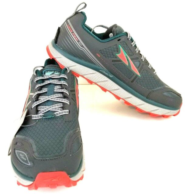 new concept a0cd1 5d214 Altra Lone Peak 3.0 Neo Low Shoe Womens 10.5 Hiking Trail Running Blue Gray  Z290