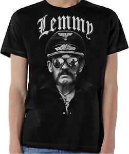 Lemmy Mf´ing T-shirt 100% Garantie MotÖrhead Herrenmode