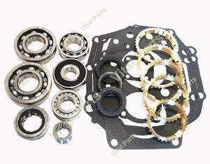 toyota manual transmission overhaul rebuild kit w55 w56 w58 5 speed rh ebay com toyota c 56 transmission rebuild kit toyota manual transmission rebuild kit
