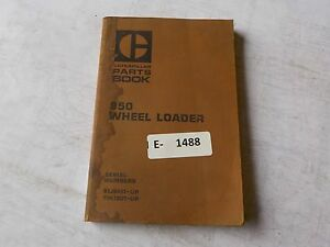 Cat-950-Wheel-Loader-Parts-Book
