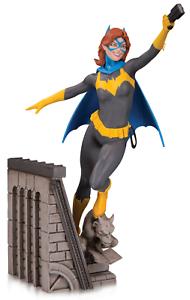 DC Comics Bat Family Batgirl Multi-parte Estatua Diorama De Edición Limitada