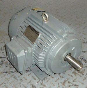 Worldwide 230 460v 5hp 1750rpm Industrial Ac Motor Wwe5 18