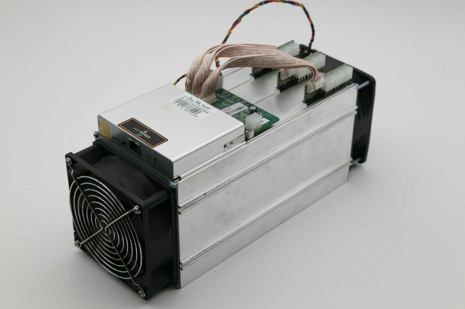 Bitmain Antminer S9i Bitcoin Miner 14.5 TH/s 1
