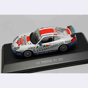 1 43 car model 80019 porsche 911 gt3 kilo americano ebay for Porche americano