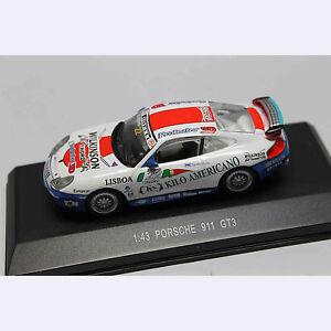 1 43 car model 80019 porsche 911 gt3 kilo americano ebay for Porche americano