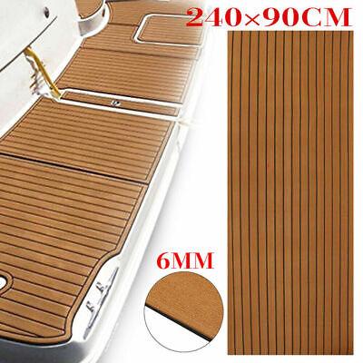 Faux Teak Eva Foam Boat Decking Sheet