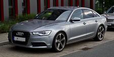 Audi A6 C7  2011-12 Boot Lip Spoiler